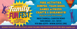 Family Fun Fest @ APM Outside | San Diego | California | United States