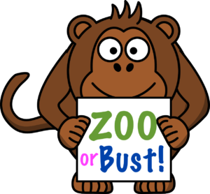 Get the Monkeys to the Zoo @ Meet up at APM