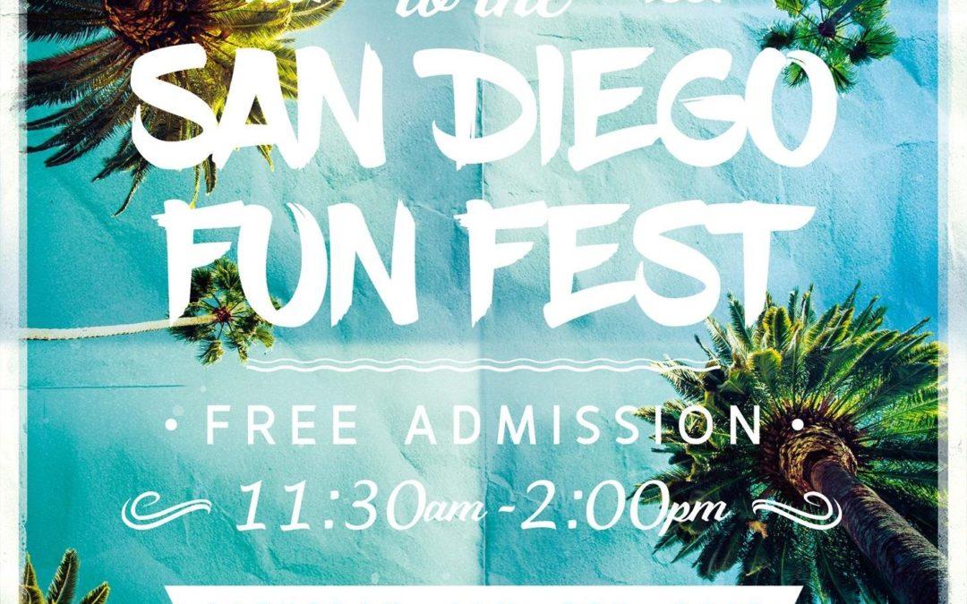 San Diego Fun Fest – January 2017
