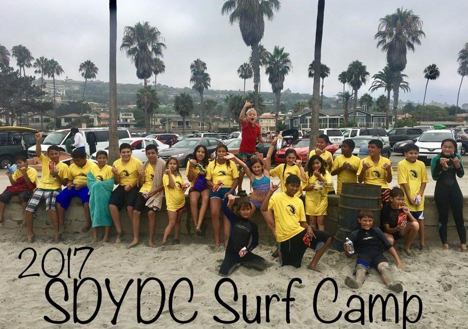 Surf Camp 2017